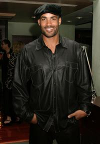 Boris Kodjoe at the Showtimes Pre Golden Globe Party.