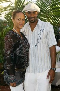 Nicole Ari Parker and Boris Kodjoe at the