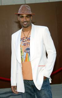 Boris Kodjoe at the 10th Annual Soul Train Lady of Soul Awards.