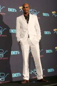 Boris Kodjoe at the 2006 BET Awards.