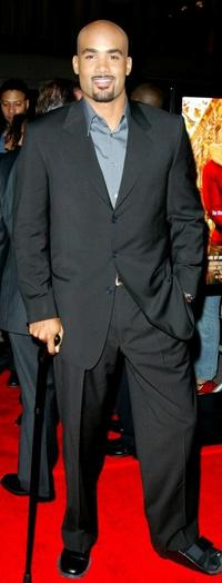 Boris Kodjoe at the premiere of