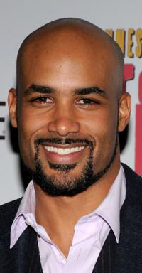 Boris Kodjoe at the opening night of