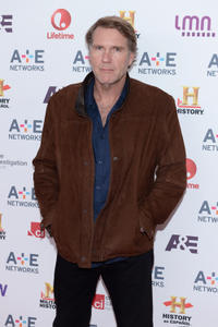 Robert Taylor at the A and E Networks 2013 Upfront in New York.