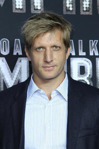 Paul Sparks at the New York premiere of