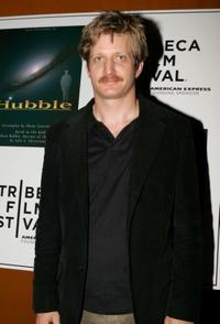 Paul Sparks at the Sloan Reading Panel during the Tribeca Film Festival.