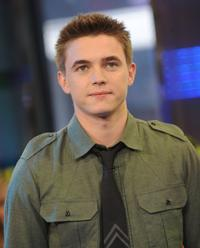 Jesse McCartney at the MTV's