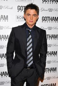 Jesse McCartney at the Gotham Magazine's 8th Annual Gala.