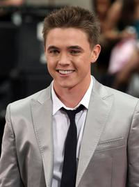 Jesse McCartney at the NBC's