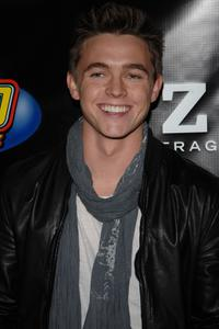Jesse McCartney at the Z100's Zootopia 2008.