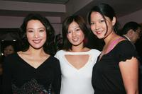 Joan Chen, Michelle Krusiec and Lynn Chen at the