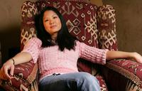 Lynn Chen at the 2005 Sundance Film Festival.
