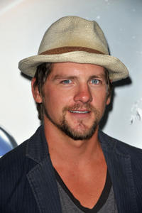 Zachary Knighton at the red carpet of Disney - ABC Television Group's