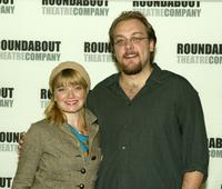 Mary Catherine Garrison and Alexander Gemignani at the Roundabout Theatre Company's new play