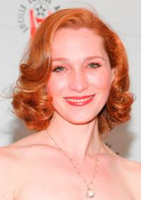 Kate Jennings Grant at the 2009 Lucille Lortel Awards.