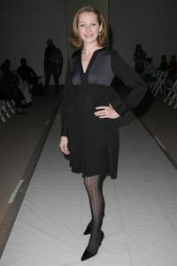 Kate Jennings Grant at the Terexov Fall 2009 show during the Mercedes-Benz Fashion Week.