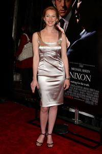 Kate Jennings Grant at the premiere of