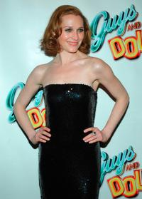 Kate Jennings Grant at the opening night party of