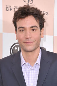 Josh Radnor at the 2011 Spirit Awards.