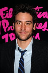 Josh Radnor at the New York premiere of