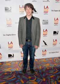 John Gallagher, Jr. at the premiere of
