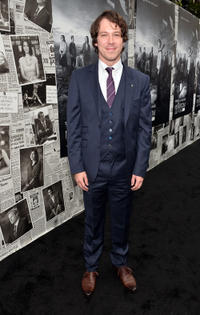 John Gallagher, Jr. at the California premiere of