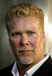 Kevin Nash at the Los Angeles premiere of