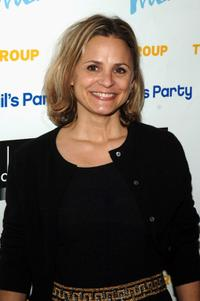 Amy Sedaris at the opening night party of