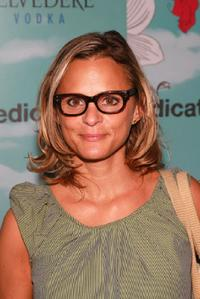 Amy Sedaris at the premiere of