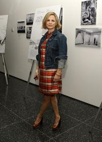 Amy Sedaris at the screening of