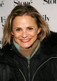 Amy Sedaris at the special holiday screening of