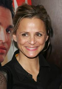 Amy Sedaris at the private screening of