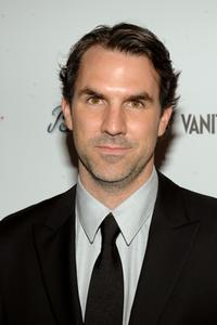 Paul Schneider at the New York premiere of