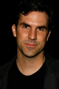 Actor Paul Schneider at the premiere of