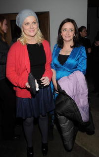 Amy Poehler and Rachel Dratch at the 2009 Sundance Film Festival.
