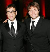Fred Armisen and Will Forte at the American Museum of Natural History's Annual Museum Gala.