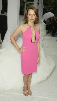 Julie Ann Emery at the New York premiere of