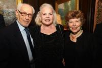 Eli Wallach, Carroll Baker and Anne Jackson at the National Arts Club dinner.