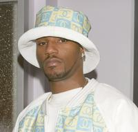 Cam'ron at the MTV Times Square Studios in New York City.