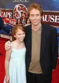 Liliana Mumy and Billy Mumy at the California premiere of