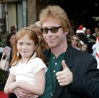 Liliana Mumy and Billy Mumy at the premiere of