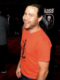 Chris Pontius at the California premiere of