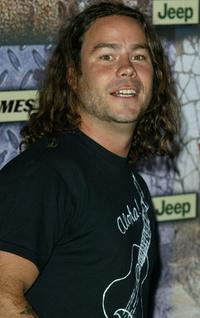 Chris Pontius at the G-phoria Awards.