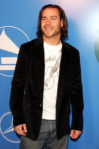 Chris Pontius at the Grammy Jams' celebration of Stevie Wonder.