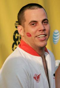 Steve-O at the taping of Spike TV's First Annual