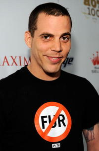 Steve-O at the Maxim's 2008 Hot 100 Party.