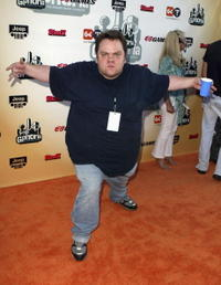 Preston Lacy at the G-Phoria - The Award Show 4 Gamers.
