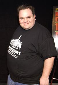 Preston Lacy at the premiere of