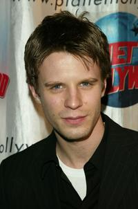 Luke Mably at the Mother/Daughter Luncheon.
