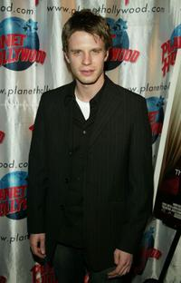 Luke Mably at the Mother/Daughter Luncheon at Planet Hollywood.