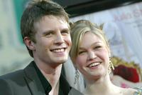Luke Mably and Julia Stilesat the premiere of